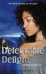 Delectable Delight by-Kia Roberts
