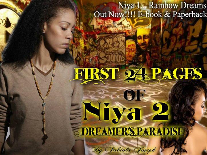 Niya 2, Dreamer's Paradise Header by-Fabiola Joseph