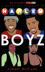 Harlem Boyz by-Armani Williams
